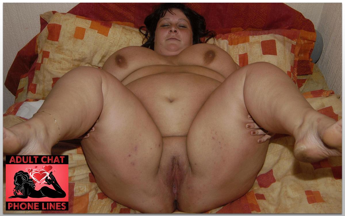 Fat, Greasy Phone Sex